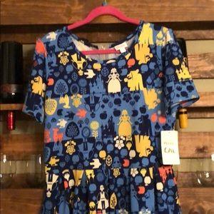 LuLaRoe Disney Snow White Dress